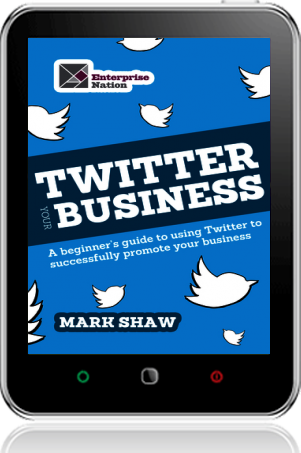 Cover of Twitter Your Business (Tablet)
