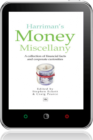 Cover of Harriman's Money Miscellany (Tablet)