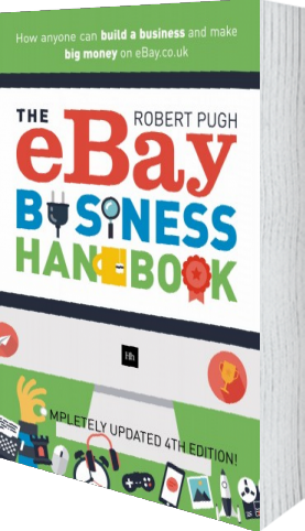 Cover of The eBay Business Handbook (Paperback) by Robert Pugh