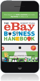 Cover of The eBay Business Handbook (Mobile Phone)