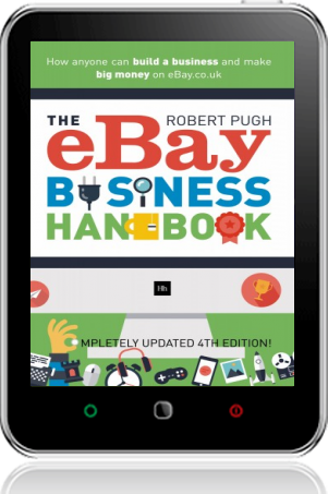 Cover of The eBay Business Handbook (Tablet)