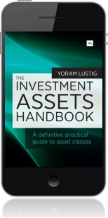 Cover of The Investment Assets Handbook on Mobile by Yoram Lustig