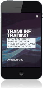 Cover of Tramline Trading on Mobile by John Burford