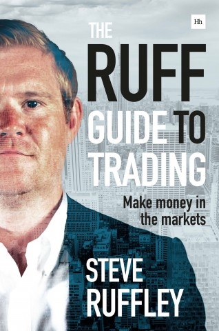 Cover of The Ruff Guide to Trading by Steve Ruffley