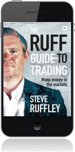 Cover of The Ruff Guide to Trading on Mobile by Steve Ruffley