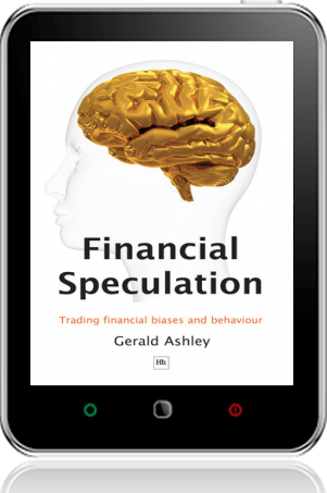 Cover of Financial Speculation on Tablet by Gerald Ashley