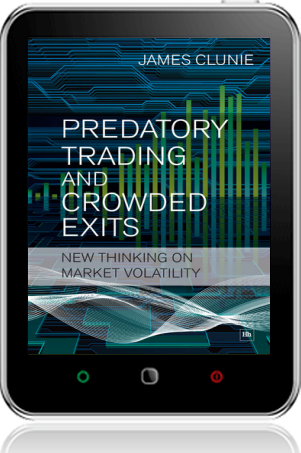 Cover of Predatory Trading and Crowded Exits on Tablet by James Clunie