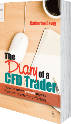 Cover of The Diary of a CFD Trader (Paperback) by Catherine Davey