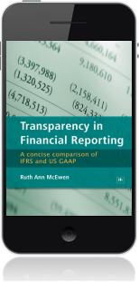 Cover of Transparency in Financial Reporting (Mobile Phone)