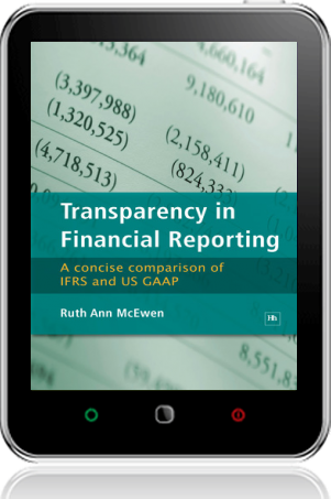 Cover of Transparency in Financial Reporting (Tablet)