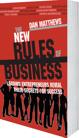 Cover of The New Rules of Business (Paperback) by Dan Matthews