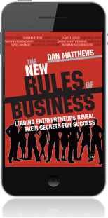 Cover of The New Rules of Business (Mobile Phone)