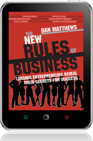 Cover of The New Rules of Business (Tablet)