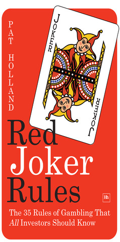 Cover of Red Joker Rules by Pat Holland