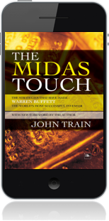 Cover of The Midas Touch on Mobile by John Train