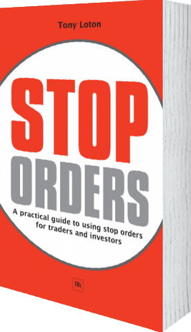 Cover of Stop Orders by Tony Loton