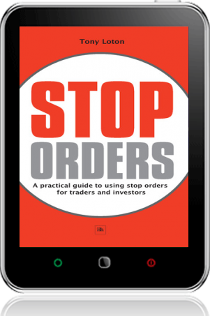 Cover of Stop Orders on Tablet by Tony Loton