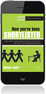 Cover of Now you've been shortlisted on Mobile by Denise Taylor