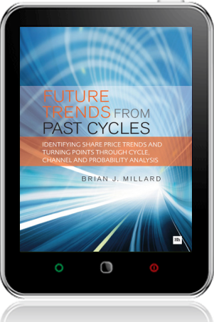 Cover of Future Trends from Past Cycles on Tablet by Brian Millard
