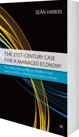Cover of The 21st-Century Case for a Managed Economy (Paperback) by Sean Harkin