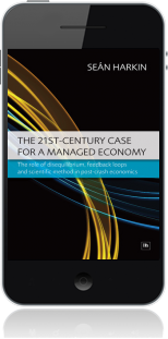 Cover of The 21st-Century Case for a Managed Economy (Mobile Phone)