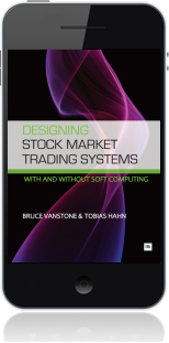 Cover of Designing Stock Market Trading Systems on Mobile by Bruce Vanstone andTobias Hahn