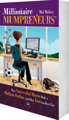 Cover of Millionaire Mumpreneurs (Paperback) by Mel McGee