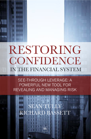 Cover of Restoring Confidence In The Financial System by Sean Tully andRichard Bassett