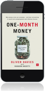 Cover of One-Month Money on Mobile by Oliver Davies