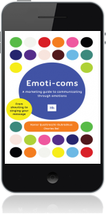 Cover of Emoti-coms on Mobile by Xavier Quattrocchi-Oubradous andCharles Bal