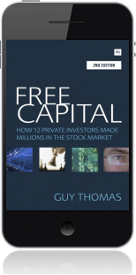 Cover of Free Capital on Mobile by Guy Thomas