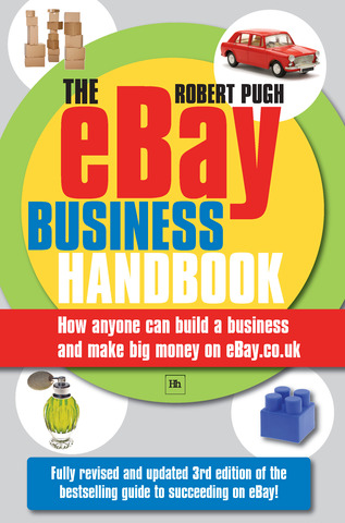 Cover of The eBay Business Handbook by Robert Pugh