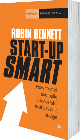 Cover of Start-up Smart (Paperback) by Robin Bennett
