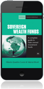Cover of Sovereign Wealth Funds on Mobile by Alberto Quadrio Curzio andValeria Miceli