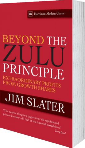Cover of Beyond The Zulu Principle (Hardback) by Jim Slater