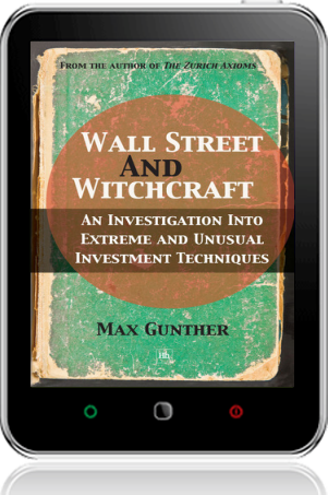 Cover of Wall Street and Witchcraft on Tablet by Max Gunther