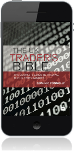 Cover of The UK Trader's Bible on Mobile by Dominic Connolly