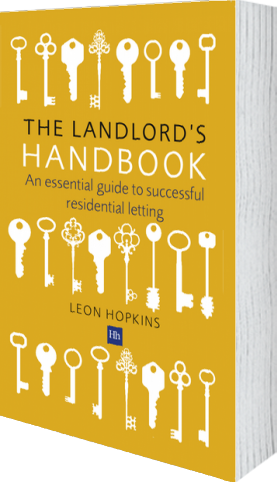 Cover of The Landlord's Handbook (Paperback) by Leon Hopkins