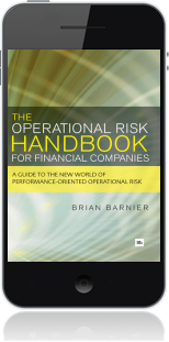 Cover of The Operational Risk Handbook for Financial Companies (Mobile Phone)