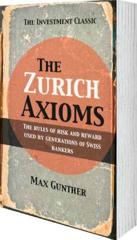 Cover of The Zurich Axioms (Paperback) by Max Gunther