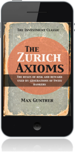 Cover of The Zurich Axioms on Mobile by Max Gunther