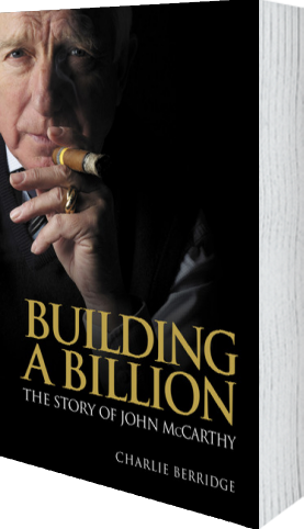 Cover of Building a Billion (Hardback) by Charlie Berridge