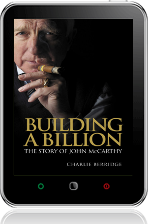 Cover of Building a Billion (Tablet)