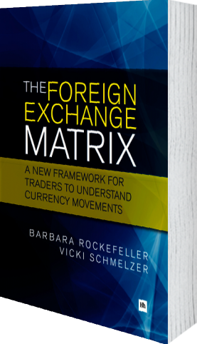 Cover of The Foreign Exchange Matrix (Paperback) by Barbara Rockefeller and Vicki Schmelzer