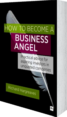 Cover of How To Become A Business Angel (Paperback) by Richard Hargreaves