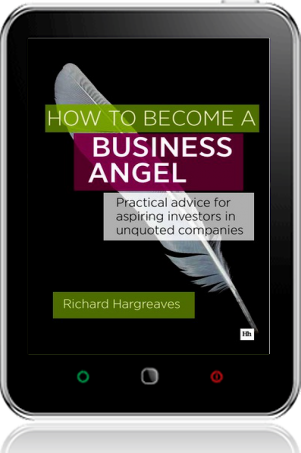 Cover of How To Become A Business Angel (Tablet)