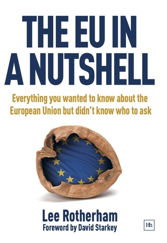 Cover of The EU in a Nutshell by Lee Rotherham