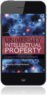 Cover of University Intellectual Property on Mobile by Graham Richards