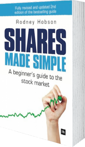Cover of Shares Made Simple by Rodney Hobson