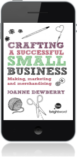 Cover of Crafting a Successful Small Business (Mobile Phone)